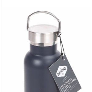 Stainless steel double wall water bottle